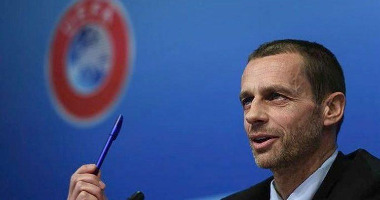 UEFA: Ο Τσέφεριν μοναδικός υποψήφιος για τη θέση του προέδρου