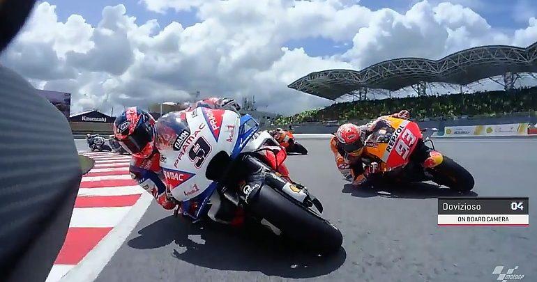 MotoGP 2018: Η εκκίνηση στη Μαλαισία!