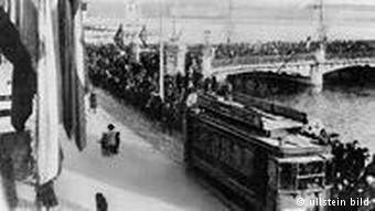 Άφιξη αντιπροσωπειών στη Γενεύη για διαβουλεύσεις στην Κοινωνία των Εθνών το 1920