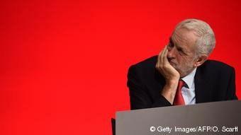Προβληματισμός Κόρμπιν για το μέλλον της σοσιαλδημοκρατίας