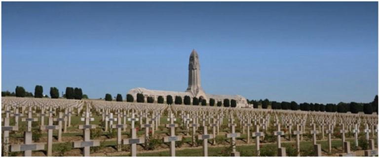 Το νεκροταφείο στο Βερντέν