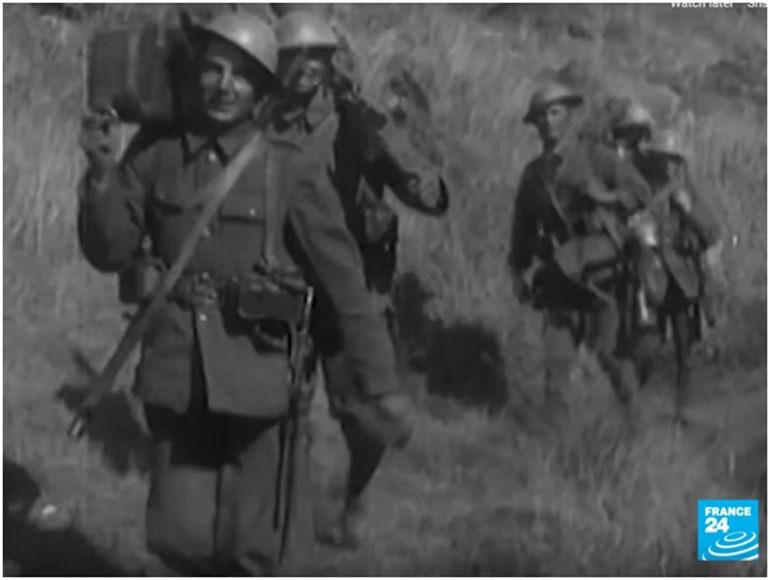 100 χρόνια από το τέλος του Α΄ Παγκοσμίου Πολέμου