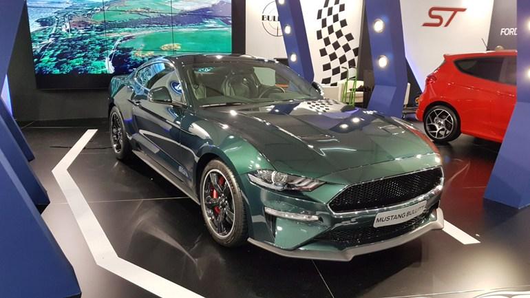 Η θρυλική Ford Mustang Bullit