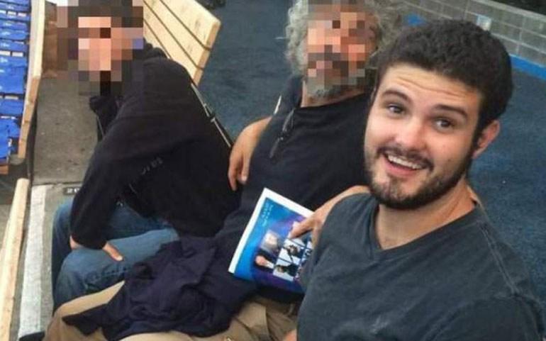 Ο Έλληνας ομογενής διέσωσε δεκάδες ανθρώπους πριν πέσει νεκρός