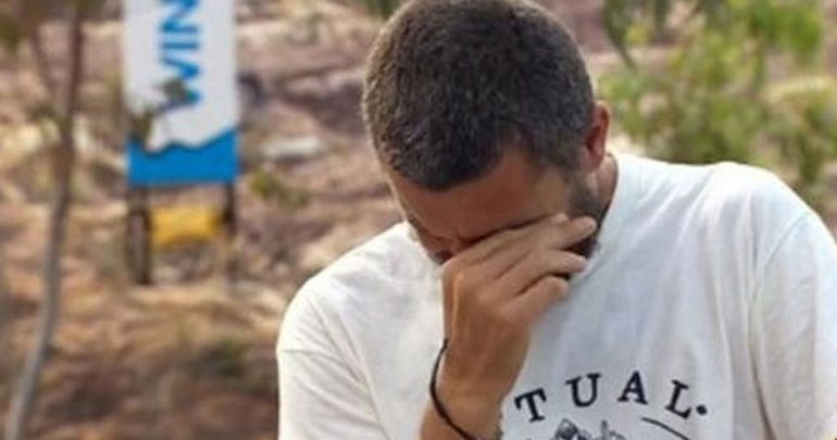 Nomads: Λύγισε ο Χρήστος Βασιλόπουλος με τα νέα που άκουσε από τη μητέρα του