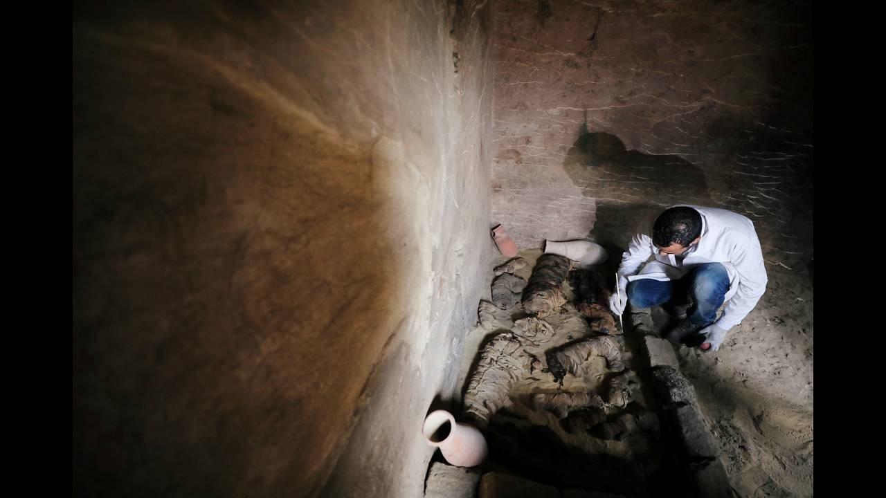 Αίγυπτος: Γάτες – μούμιες βρέθηκαν σε αρχαίους τάφους