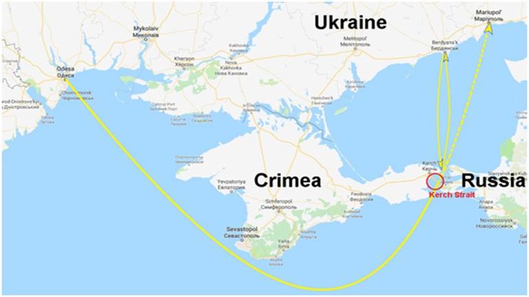 Πολεμική ατμόσφαιρα στη Μαύρη Θάλασσα