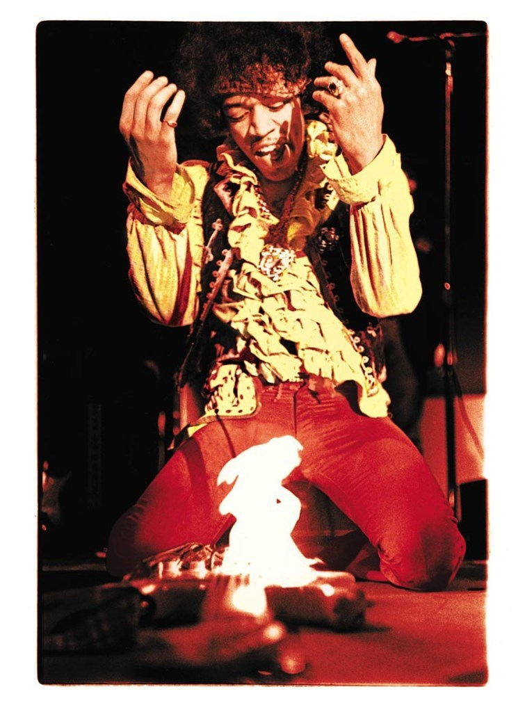 Τζίμι Χέντριξ, ο σπουδαιότερος κιθαρίστας όλων των εποχών