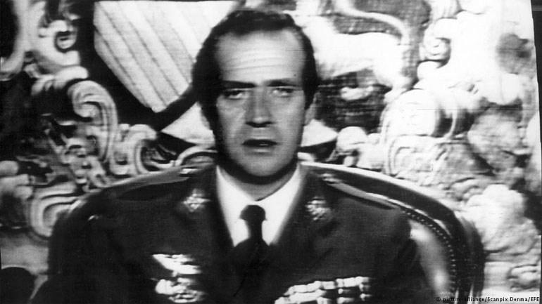 Καταλυτικός ο ρόλος του Χουάν Κόρλος στην αντιμετώπιση του πραξικοπήματος τον Φεβρουάριο του 1981