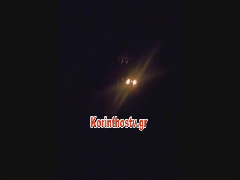 Φωτιά σε κολώνα της ΔΕΗ στο Γυμνό Αργολίδας - Χωρίς ρεύμα το χωριό
