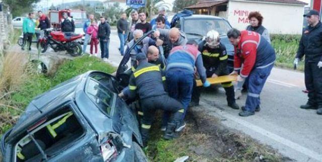 Θρήνος για 19χρονο που σκοτώθηκε σε τροχαίο στην Εύβοια