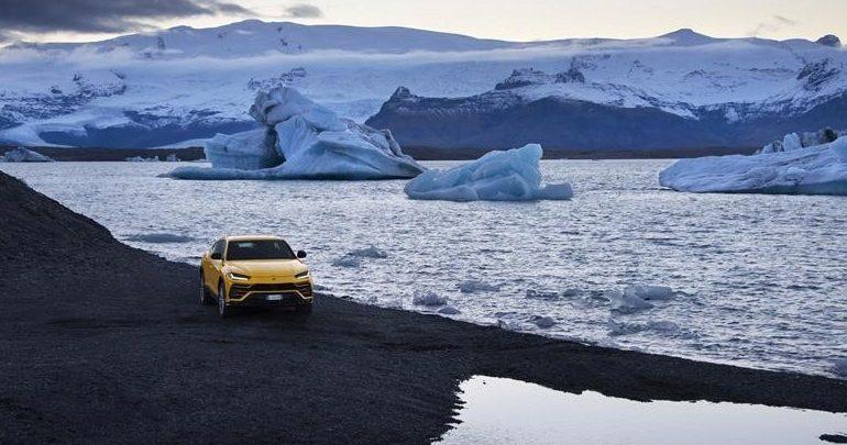 Στην εκπληκτική Ισλανδία με τη Lamborghini Urus