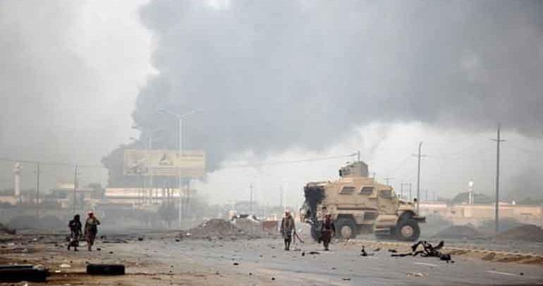 Υεμένη: Σφοδρές μάχες με δεκάδες νεκρούς μαίνονται από την Πέμπτη στη Χοντάιντα