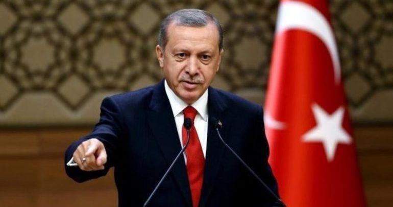 """Ερντογάν: Η Άγκυρα δεν θα αναγνωρίσει ποτέ την """"παράνομη προσάρτηση"""" της Κριμαίας από τη Ρωσία"""