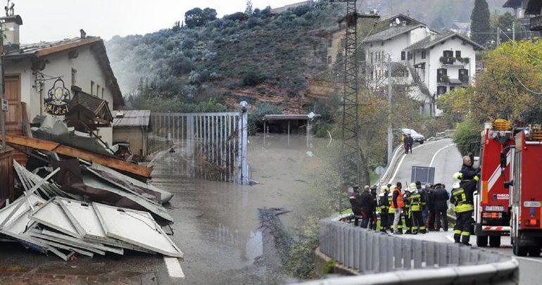 Φονική κακοκαιρία στη Σικελία με 12 νεκρούς
