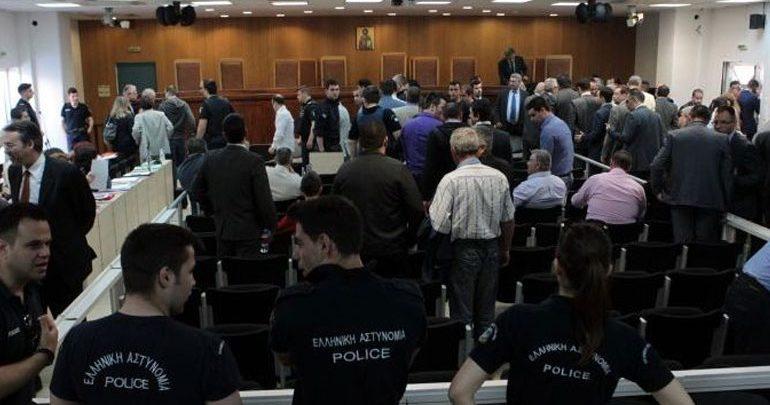 Επιτάχυνση των διαδικασιών για τη δίκη της Χ.Α. προανήγγειλαν οι δικαστικές αρχές