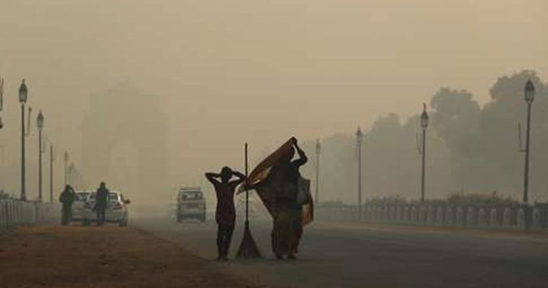 Αρνητικό ρεκόρ ατμοσφαιρικής ρύπανσης στην Ινδία