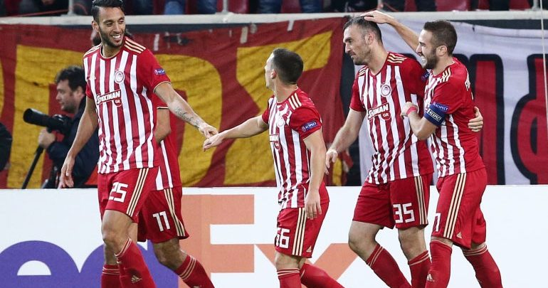 UEFA: Mία ανάσα από την 13η θέση η Ελλάδα
