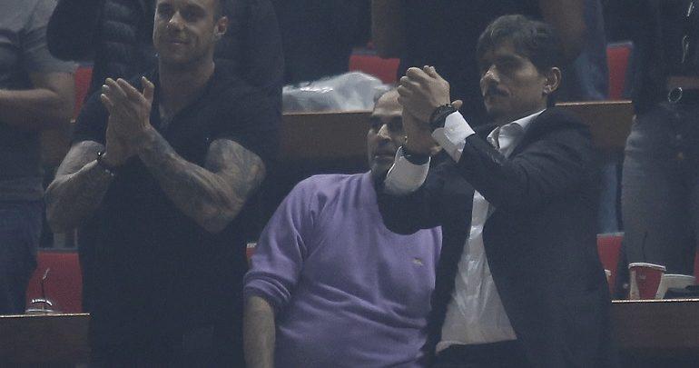 Λεκτική επίθεση του Δημήτρη Γιαννακόπουλου στους διαιτητές αναφέρεται στο φύλλο αγώνα!