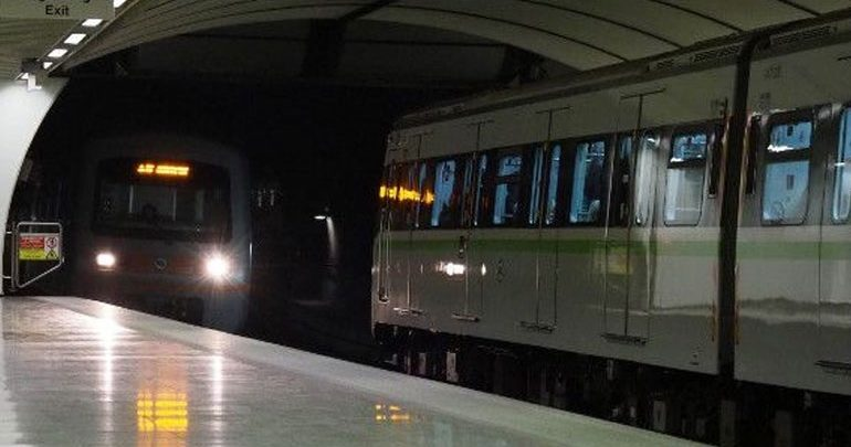 Μετρό: Επανέρχονται από σήμερα τα απευθείας δρομολόγια προς αεροδρόμιο