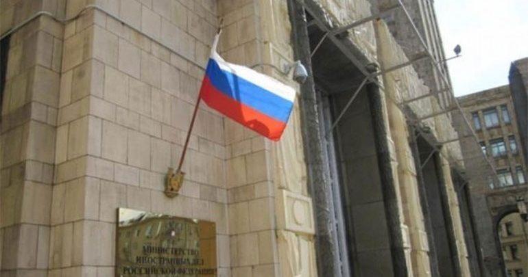 Ρωσικό ΥΠΕΞ: Οι κατηγορίες της Βιέννης βασίζονται σε υποψίες δίχως αποδείξεις