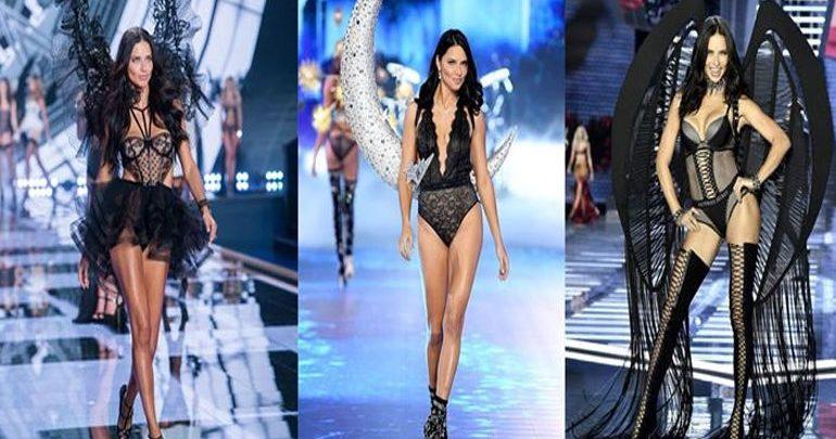 Η Andriana Lima αποχαιρετά τη Victoria's Secret–Όλες οι εμφανίσεις της από το 2000 μέχρι σήμερα