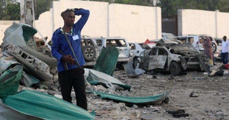 Σομαλία: Στους 39 οι νεκροί από επίθεση καμικάζι στο Μογκαντίσου