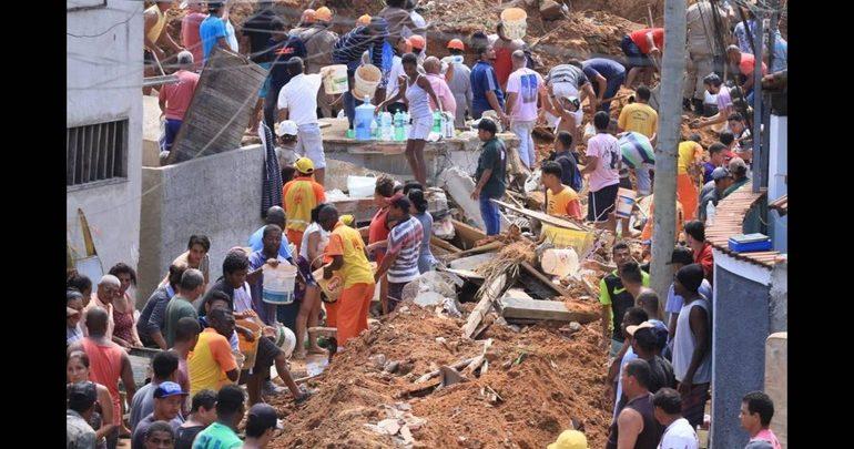 Βραζιλία: Εννέα νεκροί σε κατολίσθηση κοντά στο Ρίο