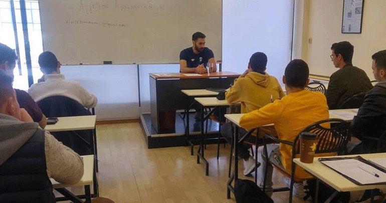 Ιακωβίδης: «Είμαι χαρούμενος για το Πανελλήνιο ρεκόρ»
