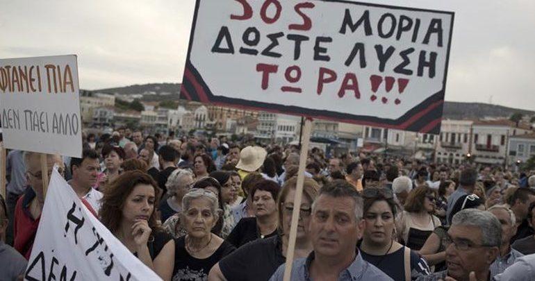 Γερμανικός Τύπος: Καμία αποκλιμάκωση στην Ελλάδα για το προσφυγικό