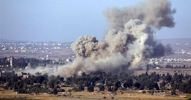 Συρία: Τουλάχιστον 36 μέλη οικογενειών τζιχαντιστών, σκοτώθηκαν από τους βομβαρδισμούς  στην Ντέιρ αλ-Ζορ