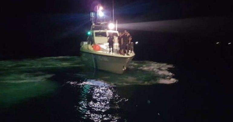 Ακρωτήριο Ταίναρο: Πυρκαγιά στο μηχανοστάσιο φορτηγού πλοίου με σημαία Τουρκίας