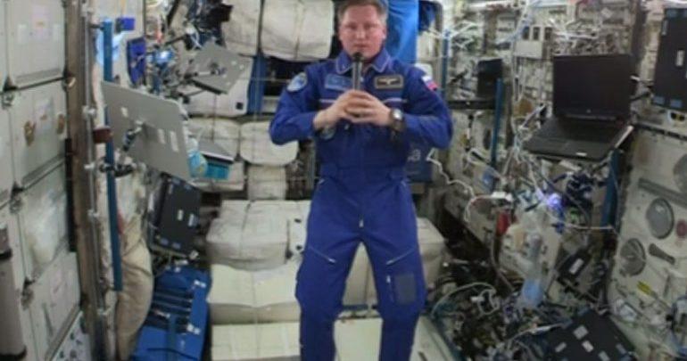 Σεργκέι Προκόπιεφ: Τα όνειρα που βλέπουν οι κοσμοναύτες στον Διεθνή Διαστημικό Σταθμό τα θυμούνται για πάντα