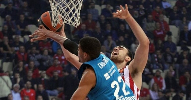 Euroleague: Αυτοί οι διαιτητές θα «σφυρίξουν» στο ματς Ολυμπιακός-Ρεάλ