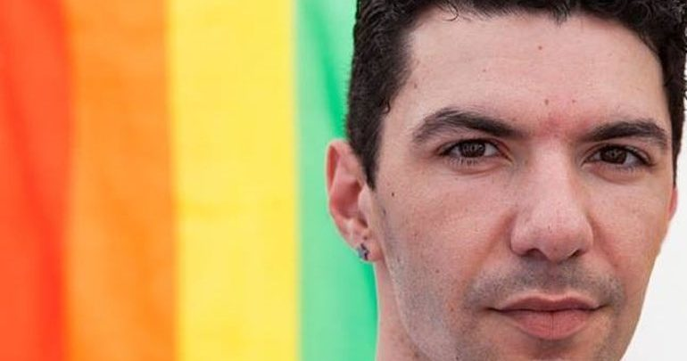 Συγκέντρωση και πορεία για τον Ζακ από την Κοινότητα LGBTQ Νέων Αθήνας