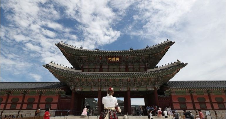 Αύξηση των ξένων τουριστών στη Νότια Κορέα