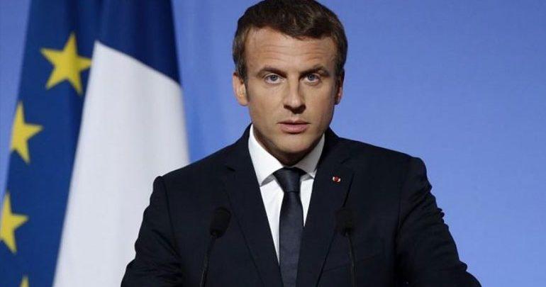 Μακρόν: «Ντροπή στους αυτουργούς των βίαιων επεισοδίων»
