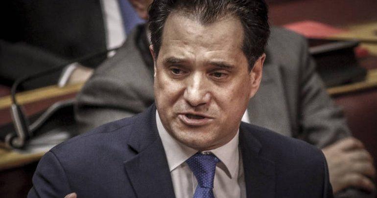 Άδωνις Γεωργιάδης: Δεν προσδοκώ σε γρήγορες εκλογές, παρόλο που η Ελλάδα τις έχει άμεσα ανάγκη
