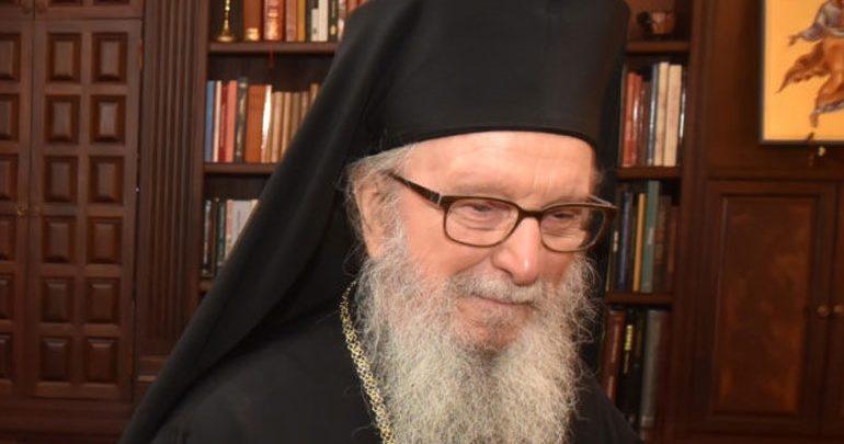 Πληροφορίες ότι το Φανάρι ζήτησε την παραίτηση του αρχιεπισκόπου Αμερικής