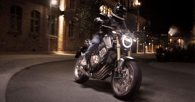 Honda CB650R: Το τέταρτο μέλος