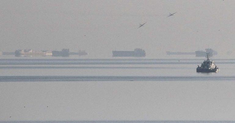 Ουκρανία: Η Ρωσία έχει αποκλείσει δύο ουκρανικά λιμάνια στην Αζοφική Θάλασσα