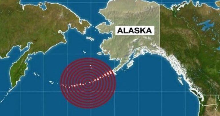 Ήρθη η προειδοποίηση για τσουνάμι μετά τον ισχυρό σεισμό στην Αλάσκα
