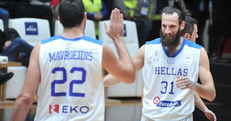 Μπάσκετ: Συνεχίζει ακάθεκτη η Εθνική ανδρών, 92-84 τη Γερμανία