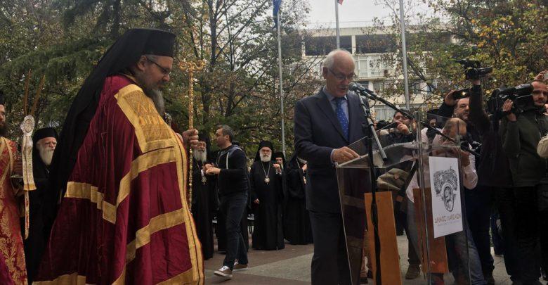 Ξεκίνησε η τελετή ενθρόνισης του νέου Μητροπολίτη Λαρίσης και Τυρνάβου Ιερωνύμου - Δείτε φωτογραφίες