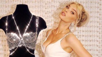 Elsa Hosk: Νιώθω ξεχωριστή που θα φορέσω το Fantasy Bra της Victoria's Secret