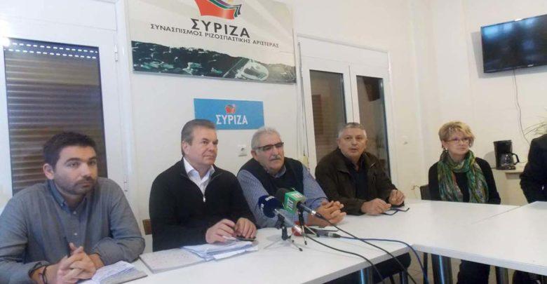Πετρόπουλος από Λάρισα: Δεν πρόκειται να γίνει καμία περικοπή συντάξεων