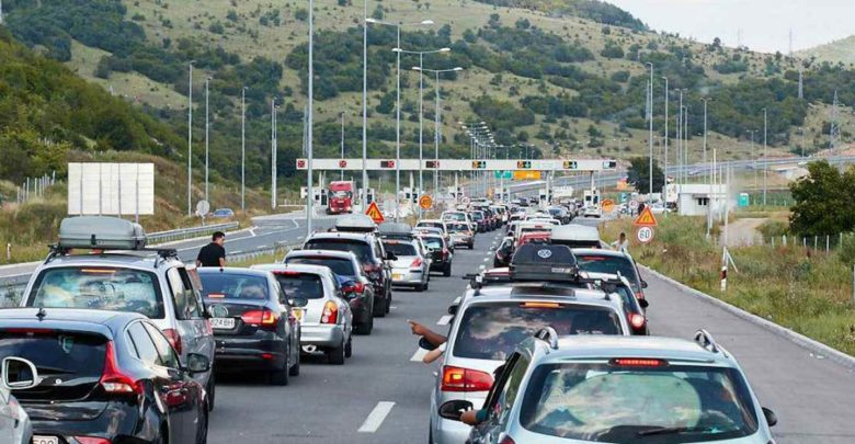 Ετοιμάζουν φοροκυνηγητό στα αυτοκίνητα με πινακίδες από Βουλγαρία