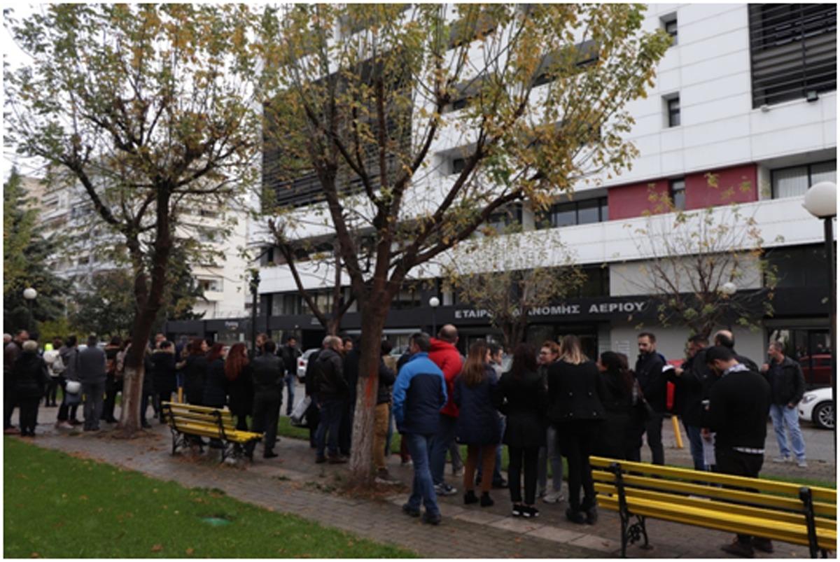 «Σεισμική δόνηση 6,2 R στη Θεσσαλονίκη» -Άσκηση ετοιμότητας της ΕΔΑΘΕΣΣ