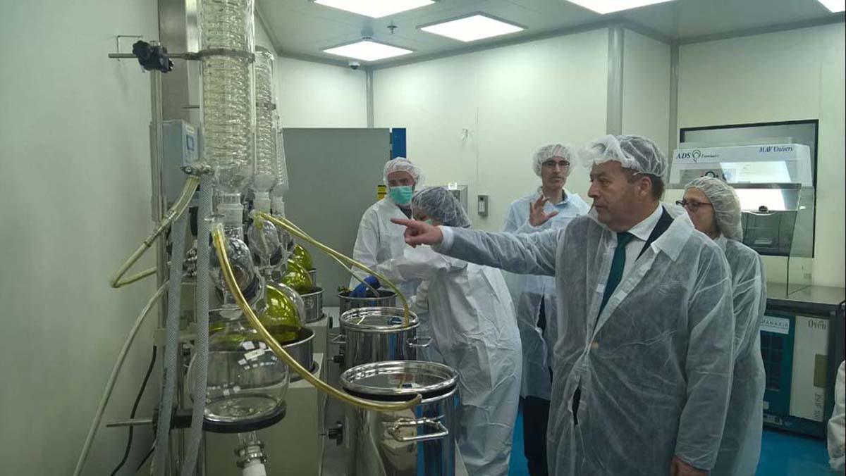 Επικεφαλής αποστολής στο Ισραήλ ο Κόκκαλης για τεχνογνωσία στη φαρμακευτική κάνναβη