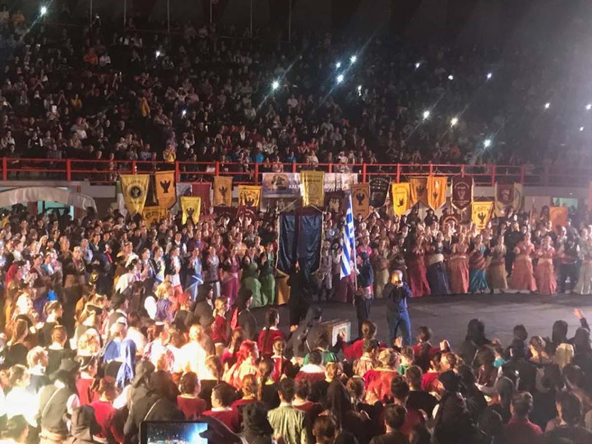 Κατσιαντώνης από Φεστιβάλ Ποντιακών Χωρών: «Η ψυχή… εν τη ενώσει «λάβαρο» για τον ποντιακό ελληνισμό